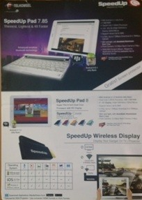 SpeedUP Tablet 2