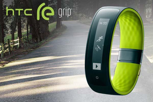 HTC Grip Smartband