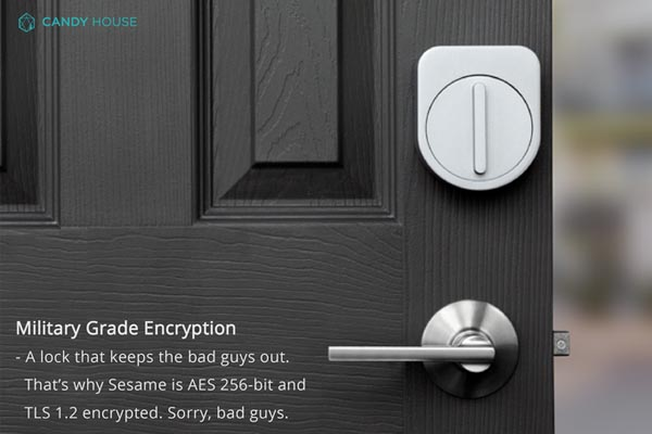 sesame smart key