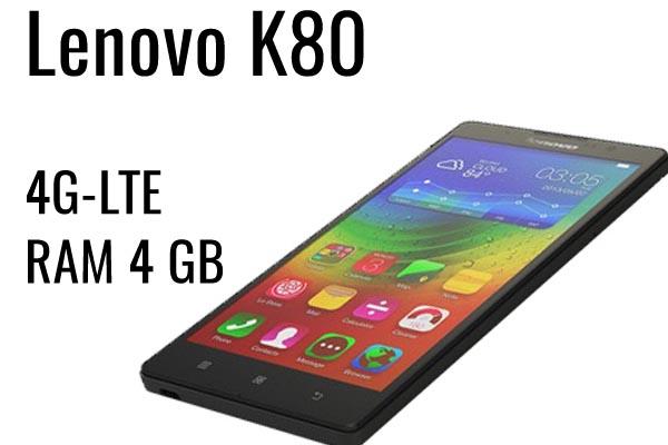 Smartphone Lenovo K80