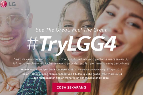 Try LG G4