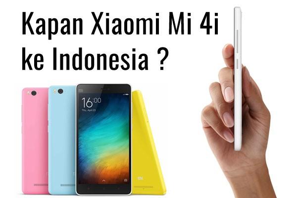 Xiaomi mi 4i indonesia