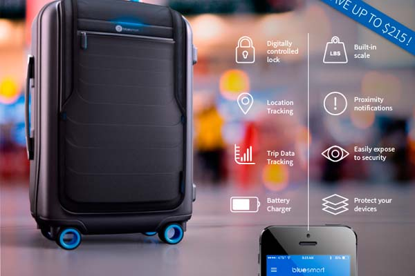 bluesmart feature