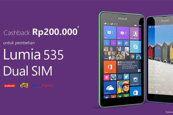 diskon lumia 535