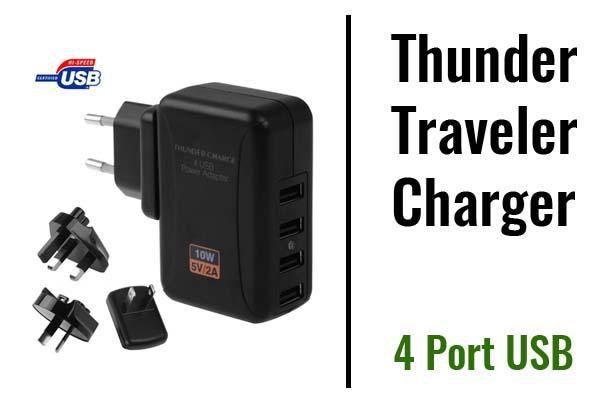 thunder taveler charger