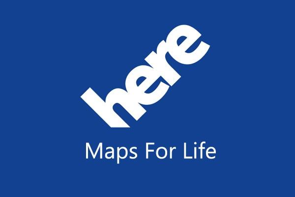 HERE Maps Logo