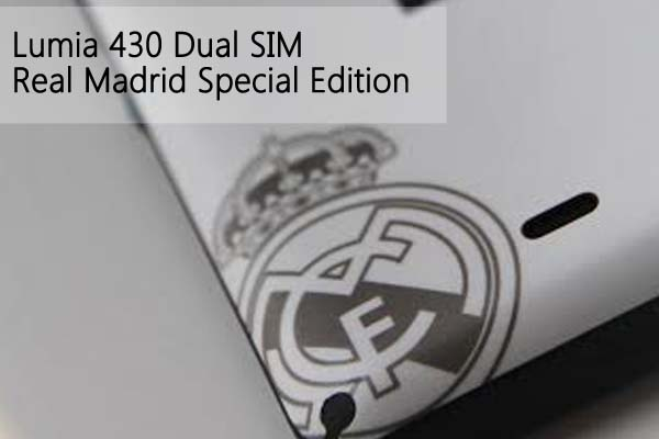 real madrid lumia 430 header