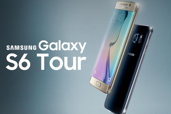 samsung galaxy s6 tour