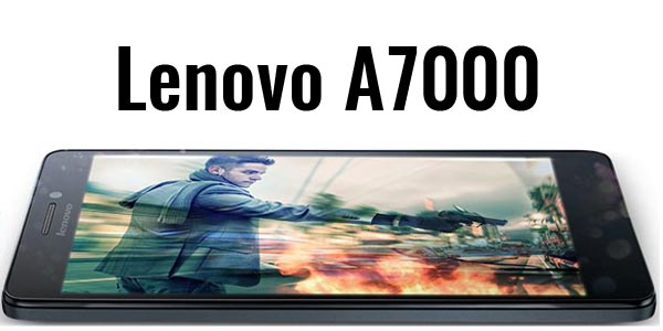 smartphone lenovo a7000