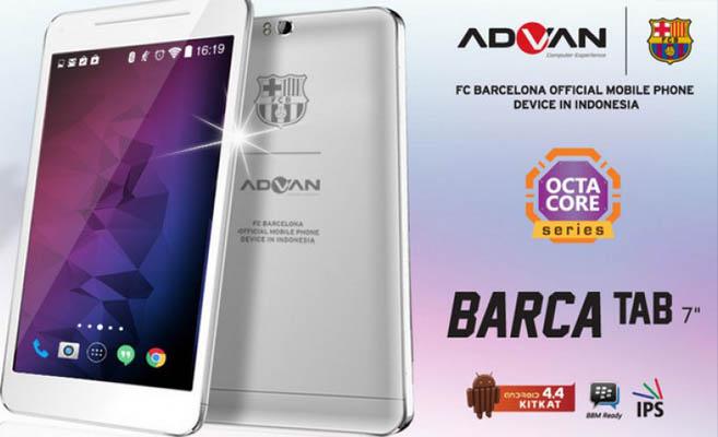 Advan Barca Tab Pro 7