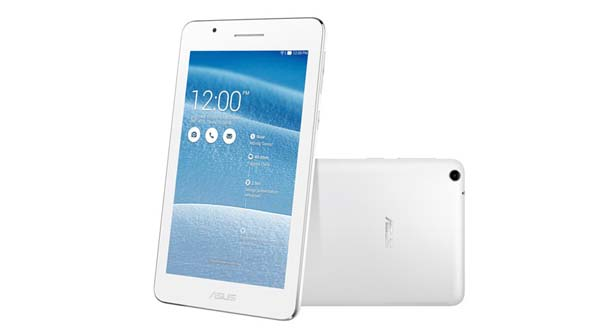 Asus Fonepad 7 display