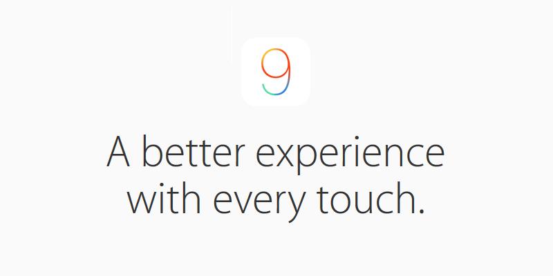 WWDC15 iOS9