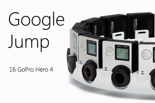 google jump