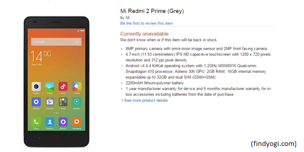 Amazon-Leak-Redmi-2-Prime