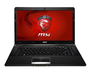 MSI GE40 2PC Dragon Eyes Core i7