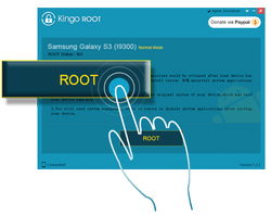 Cara-Root-Android-Kingo