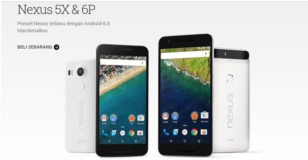 Nexus 5x header ok