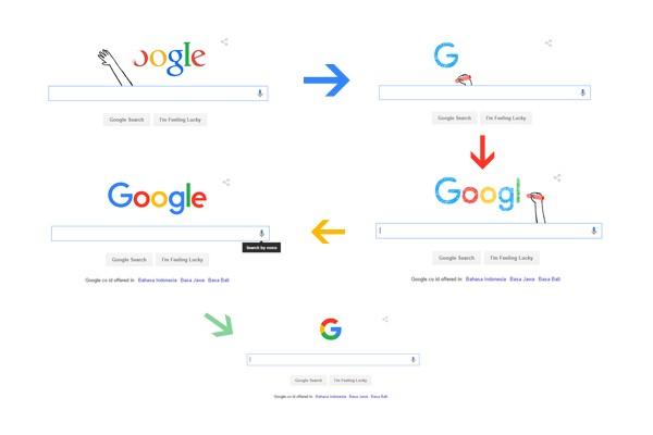 google secara resmi perkenalkan logo barunya gadgetren