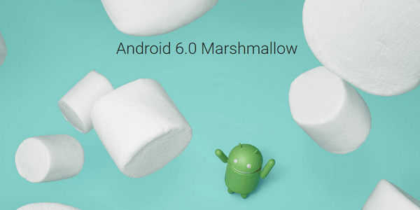 Android 6.0 Marshmallow flashing