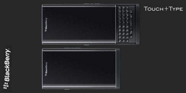 Gambar BlackBerry Priv PreOrder