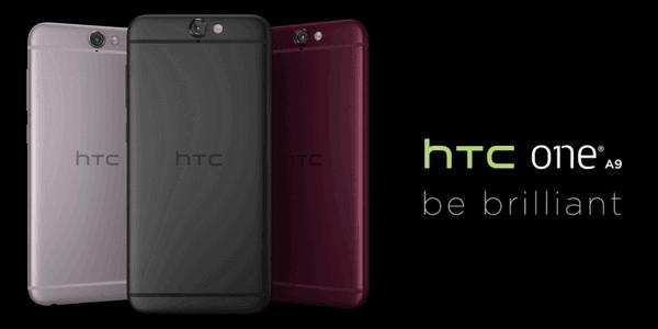 Gambar HTC One A9