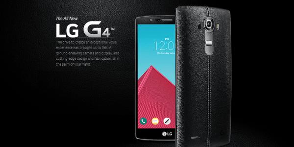 Gambar LG G4 Promo