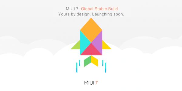 Gambar MIUI 7 Peluncuran Global