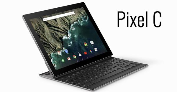Pixel C header