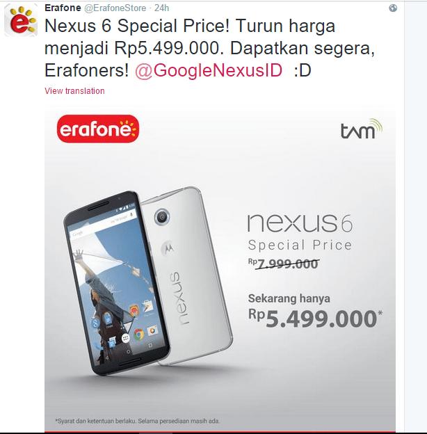nexus 6 ok