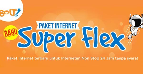 paket internet bolt