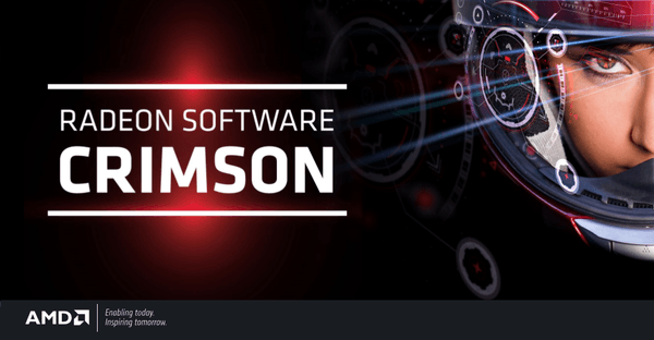 Gambar Header AMD Radeon Crimson