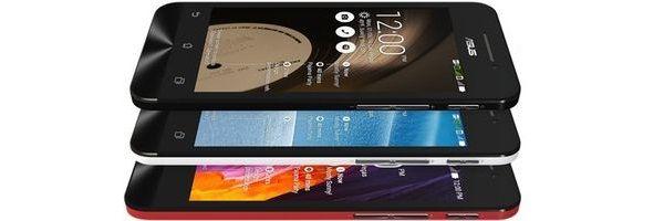 Gambar Asus Zenfone 4S
