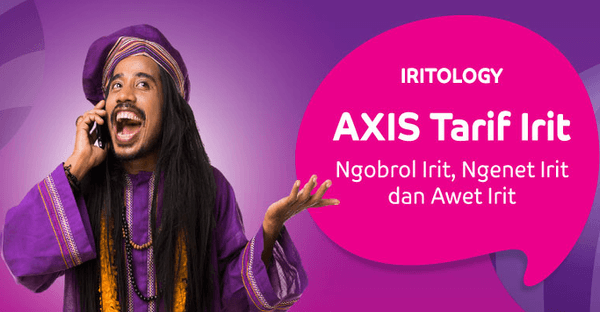 Paket Internet AXIS Header