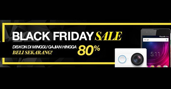Black Friday Lazada