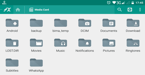 Gambar Header Cara Mudah Menyembunyikan File Di Android