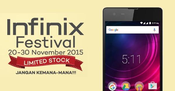 Infinix Festival