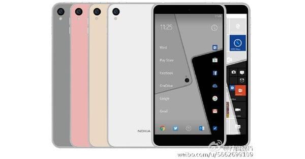 Nokia C1 pakai Android atau Windows 10