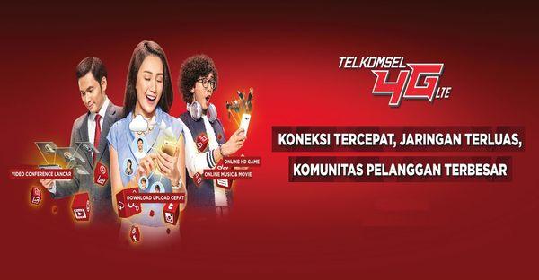 Gambar Promo Telkomsel Paket Internet