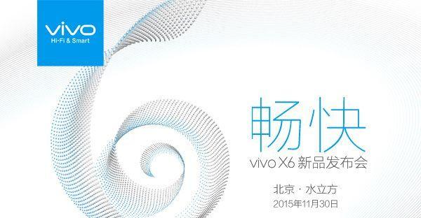 Gambar Teaser Vivo X6