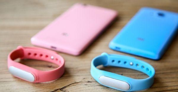 Gambar Xiaomi Mi Band 1S