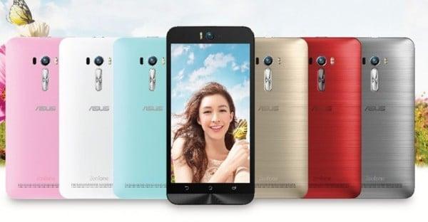 Gambar Zenfone 2 Selfie