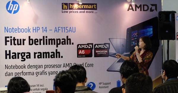 AMD HP