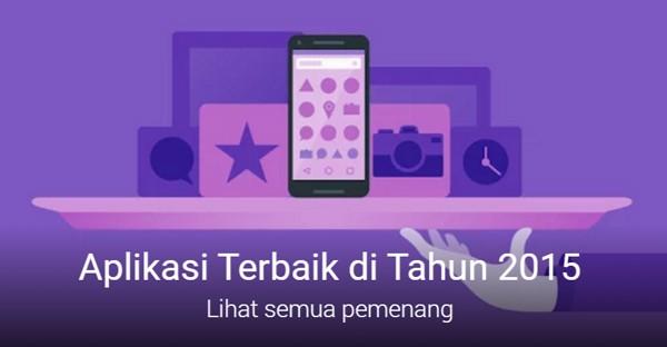 Aplikasi Android Terbaik di Tahun 2015