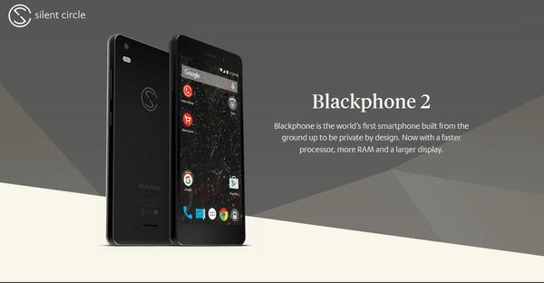Gambar Blackphone 2