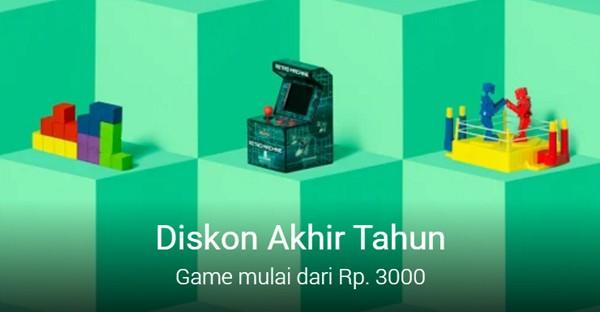 Diskon game Android 95 persen