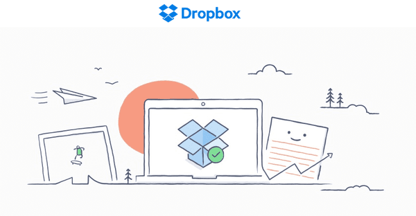 Gambar Headder Dropbox