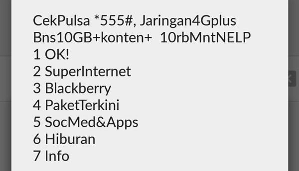 Image Result For Kode Pulsa Gratis Indosat Ooredoo