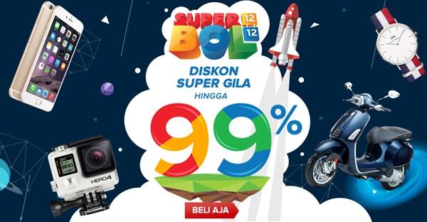 Matahari Mall Hadirkan Promo Superbol Dengan Diskon Hingga 99 Persen Gadgetren
