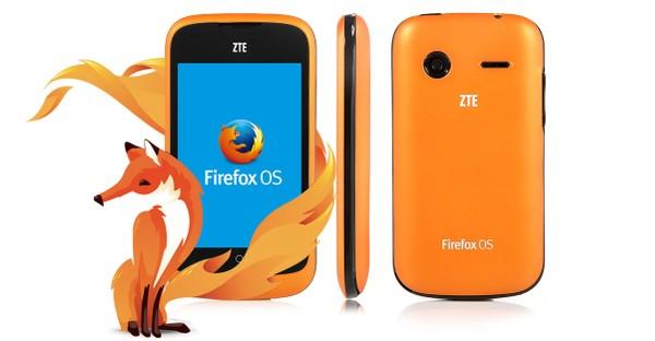 Mozilla Hentikan Firefox OS