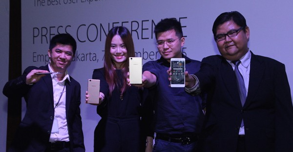 Oppo R7s Launching